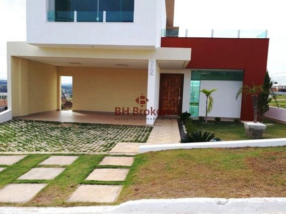 Excelente Casa Em Condomínio Fechado - 7687