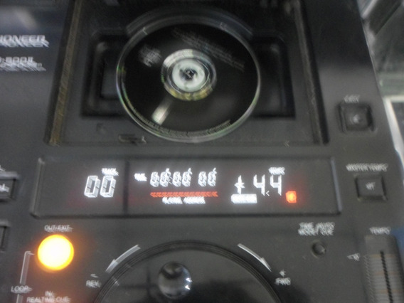 Par De Cdj Pionner Cdj-500ii + Mixer Gemini Funcionando