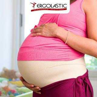 Faja Sosten Maternal - Embarazo - Ergolastic -