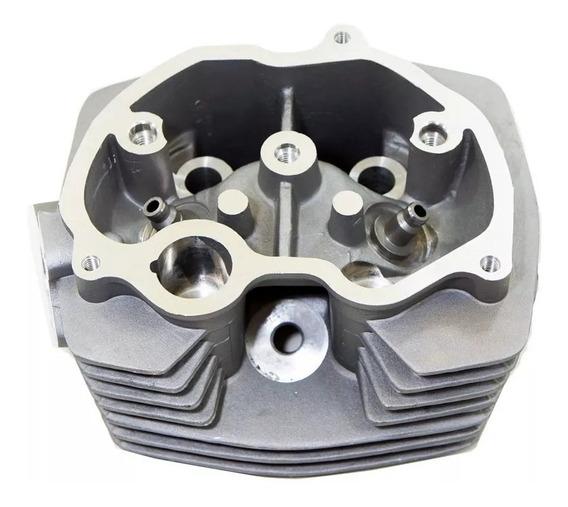 Cabeçote Motor Titan 2000 2004 Fan Cg 125 Até 2008 Varetada