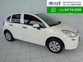 Citroën C3 1.5 Origine (flex) Branco - 2013/2013