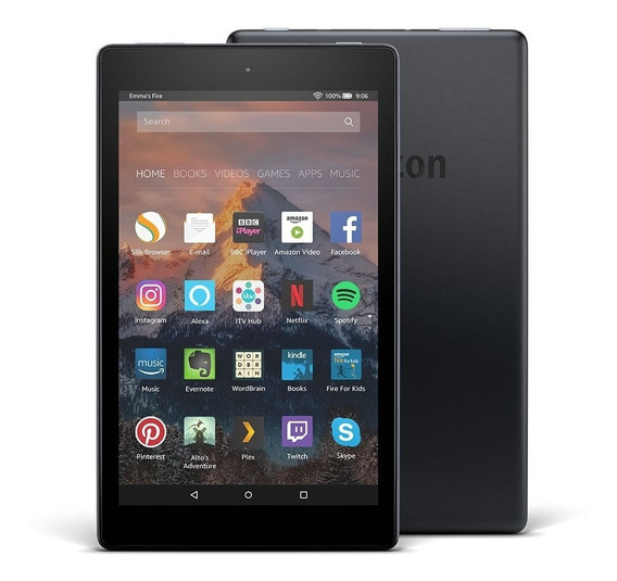 Tablet Amazon Fire 7 8gb Black Wifi