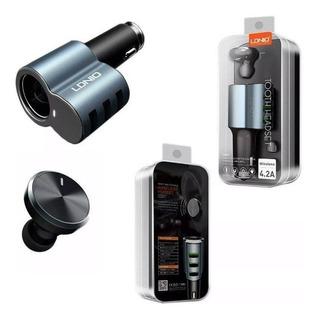 Auricular Bluetooth Manos Libres Ldnio Compatible V/marcas