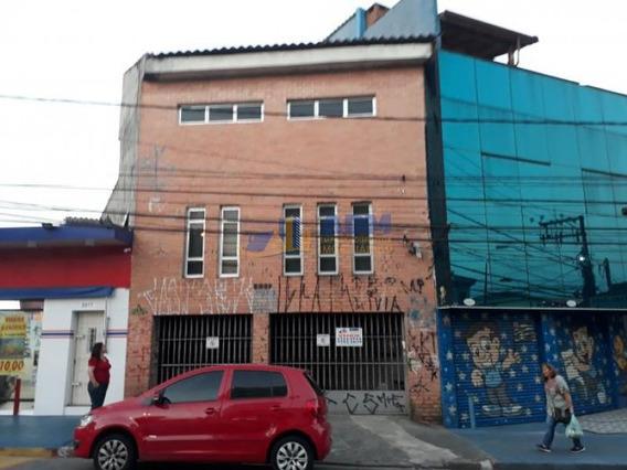Sobrado Frontal Vila Talarico Em Excelente Ponto Na Av. Waldemar Carlos Pereira - 519adm