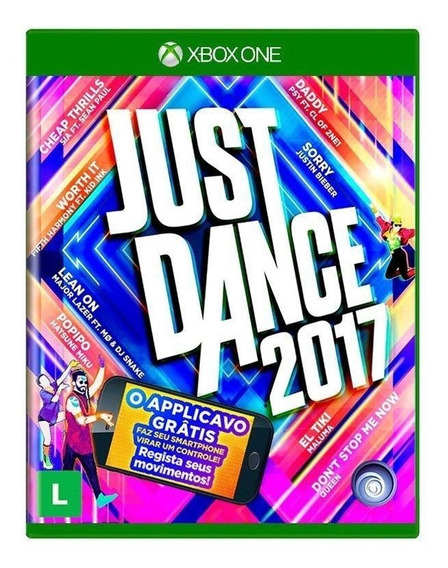 Just Dance 2017 Xbox One Em Português Mídia Física