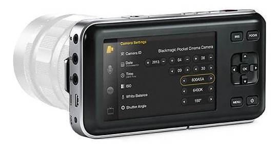 Blackmagic Pocket - Baterias - Lentes - Diversos Acessórios