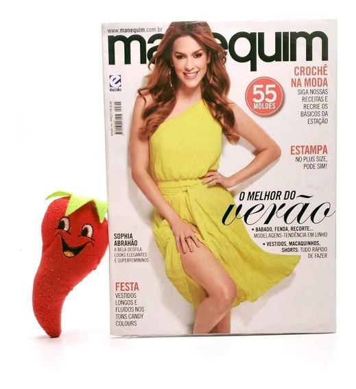 Revista Manequim O Melhor Do Verão N° 715 (loja Do Zé)