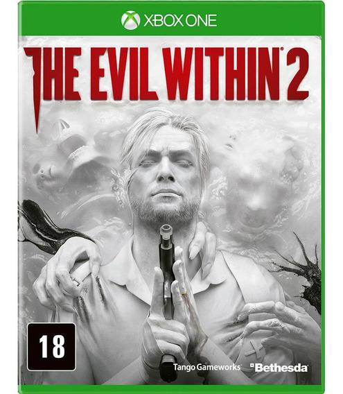 The Evil Within 2 Xbox One Midia Fisica - Novo - Nacional
