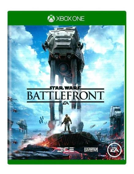 Star Wars Battlefront Xbox One Mídia Física Pronta Entrega