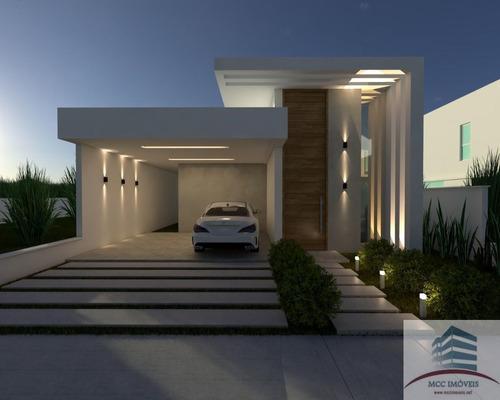 Imagem 1 de 6 de Casa Em Fase De Construção A Venda Em Nova Esperança