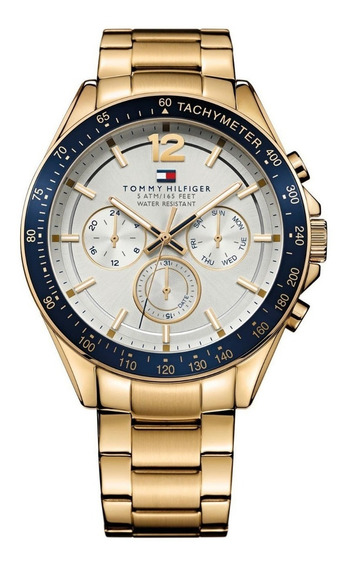 Relógio Tommy Hilfiger Masculino 1791121 Black Friday