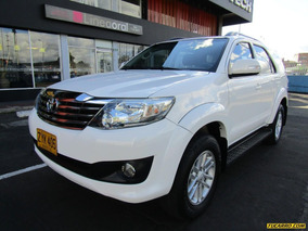 Toyota Fortuner Ful Equipo