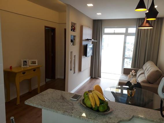 Apartamento Quarto E Sala C/elev E Garagem - Boa Vista