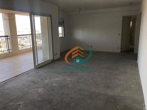 Imagem 1 de 20 de Apartamento À Venda, 137 M² Por R$ 930.000,00 - Vila Rosália - Guarulhos/sp - Ap0715