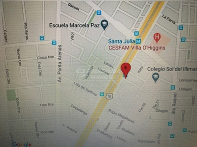 Casa Apta Para Local En Venta, Metro Santa Julia