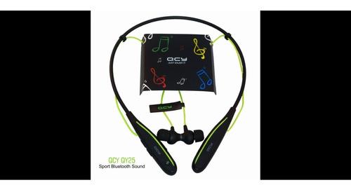 Imagen 1 de 1 de Auricular Qy25 Plus Bluetooth