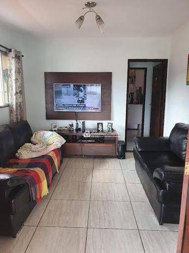 Sobrado Com 3 Dormitórios À Venda, 205 M² Por R$ 400.000,00 - Parque Santo Antônio - Guarulhos/sp - So0014