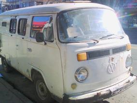Camioneta Volkswagen Furgon (pan Lactal) A Gas!