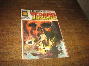 O Melhor Em Terror Esp Ano 1972 Ed Maravilha Juarez Odilon