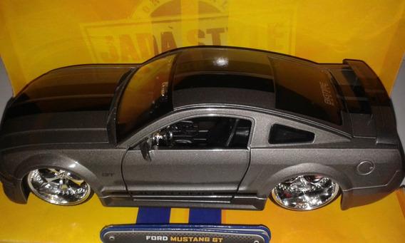 Miniatura Mustang Gt Jadatoys 1/24