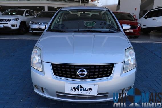Sentra 2.0 16v Gasolina 4p Automático
