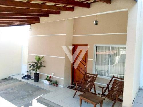 Imagem 1 de 21 de Casa Com 3 Dormitórios À Venda, 110 M² Por R$ 345.000,00 - Wanel Ville - Sorocaba/sp - Ca1388