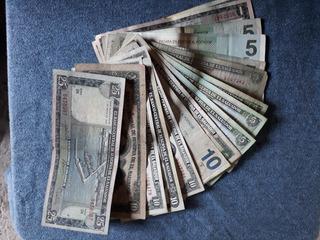 Vendo Billetes De Colección Y Monedas Salvadoreñas