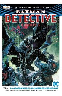 Detective Comics 1 Ascencion De Los Hombres Murcielago - Ecc
