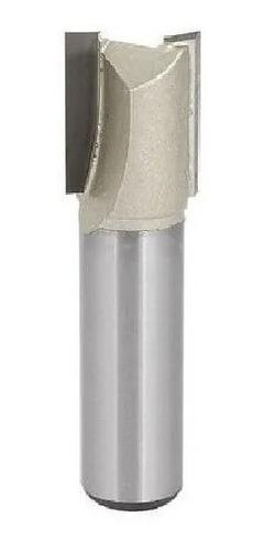 Fresa Para Tupia Reta Haste 12mm X 3/4 ( 19.05mm)