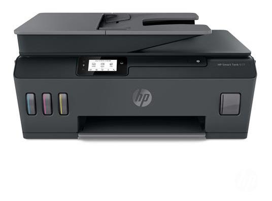 Impressora Multifuncional Hp Smart Tank 617 - Hpsmtnk617pto