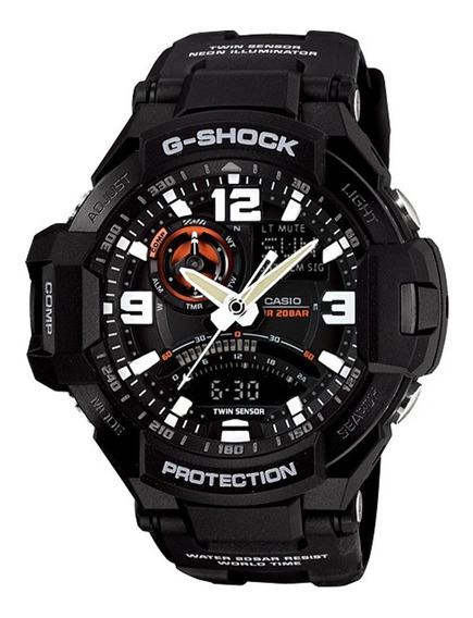 Relógio Casio G-shock Gravity Defier - Ga-1000-1adr