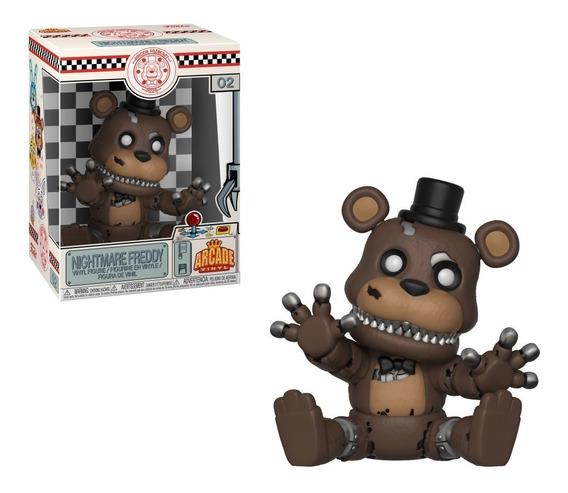 Five Nights At Freddy Boneco Vinil Funko Nightmare Freddy