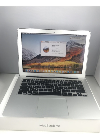 Macbook Air 2017 I5 8gb 256ssd + Carregador + Garantia + Nf