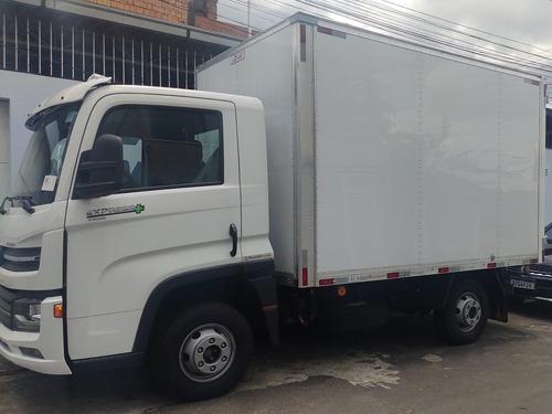 Imagem 1 de 3 de Aluguel De Caminhão Vuc Delivery Express+