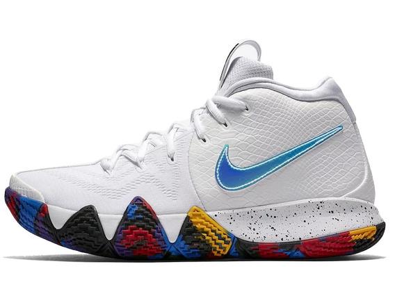 separation shoes a101b 22daa Kyrie 4 Confetti - Tênis de Homen Nike com o Melhores Preços ...