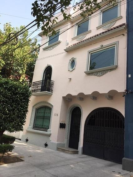 Edificio En Venta En La Condesa