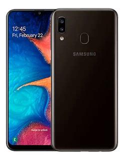 Samsung Galaxy A20 Memoria Microsd 32 Gb Incluida Tienda