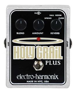 Pedal Efecto Guitarra Electro Harmonix Holy Grail + Reverb