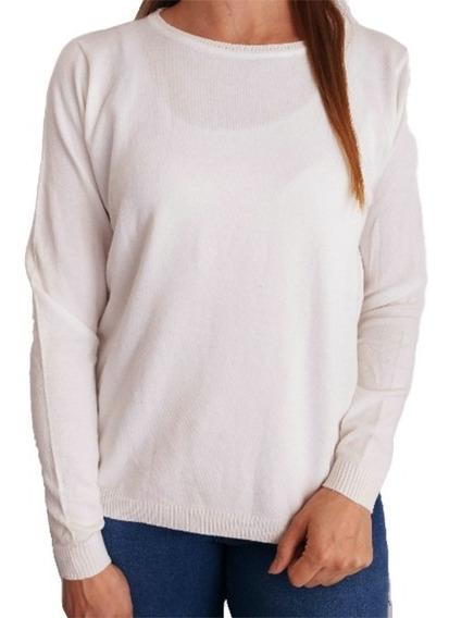 Sweater Mujer Importado Bremer Liso