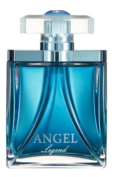 Legend Angel Lonkoom - Perfume Feminino - Eau De Parfum 100ml