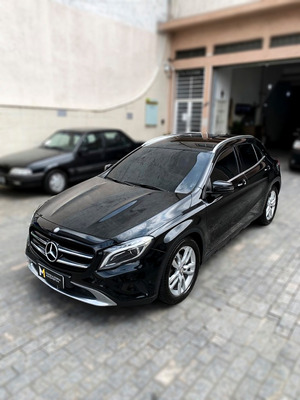Mercedes-benz Gla 200 1.6 Turbo 2015