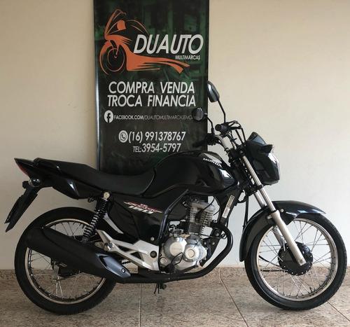 Cg 160 Start 2019 9.600km Combi Brake Ipva Pago