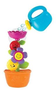 Juguetes Bebe Agua Flores Divertidas Con Reagadera Babymovil