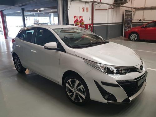 Toyota Yaris 5p Xls Pack Cvt