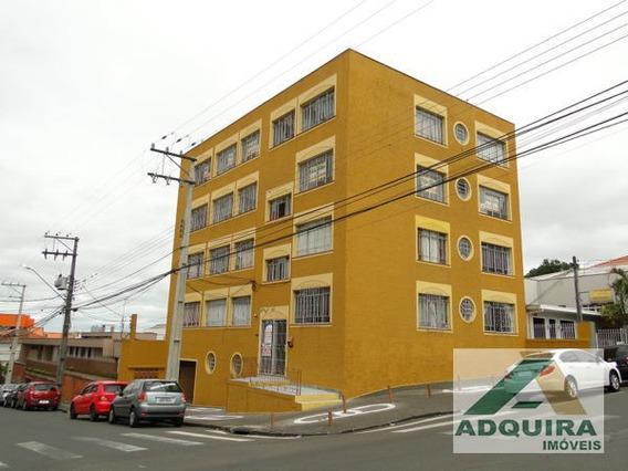 Apartamento Padrão Com 2 Quartos No Edifício Dona Francisca - 1383-l