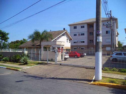 Apartamento Com 2 Dormitórios À Venda, 50 M² Por R$ 145.000,00 - Barnabé - Gravataí/rs - Ap0001