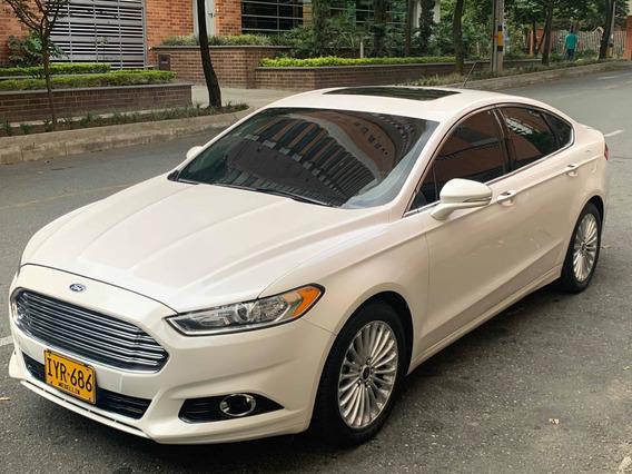 Ford Fusion Titanium 2.0 Refull