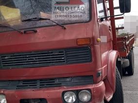 Vw 14-140 - 87/87 - Truck, Carroceria Boa, Motor Mwm