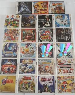 Juegos Nintendo 3ds (envio Gratis)