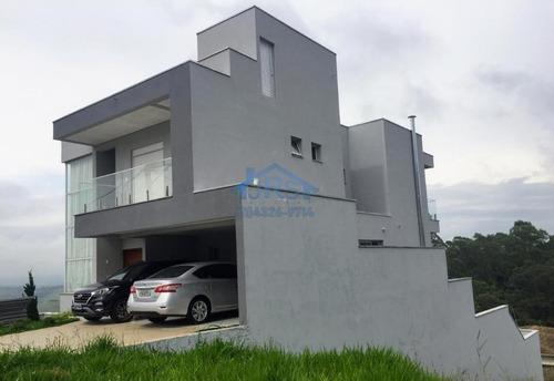 Imagem 1 de 23 de Sobrado Com 4 Dormitórios À Venda, 350 M² Por R$ 1.600.000,00 - Aldeia Da Serra - Barueri/sp - So0929